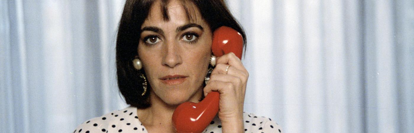 Carmen Maura dans Femmes au bord de la crise de nerfs