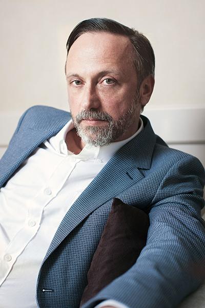 Portrait de Jean-Luc Vincent acteur Ma Loute de Bruno Dumont