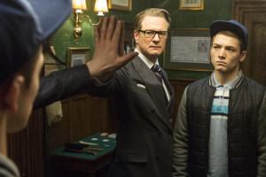 Kingsman : Services secrets de M%atthew Vaughn avec Colin Firth et Taron Egerton