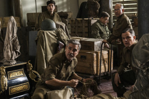 Monuments Men de George Clooney avec Matt Damon