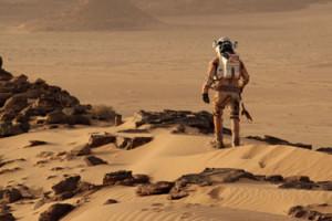 Seul sur Mars de Ridley Scott avec Matt Damon