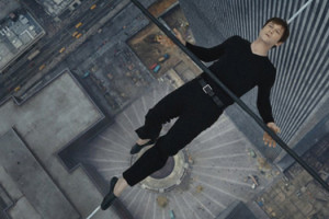 The Walk Rêver Plus Haut de Robert Zemeckis avec Joseph Gordon-Levitt