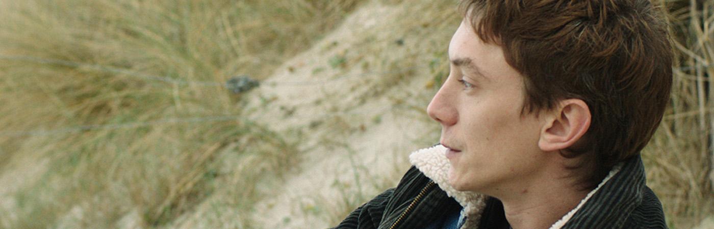 Swann Arlaud dans Crawl de Herve Lasgouttes