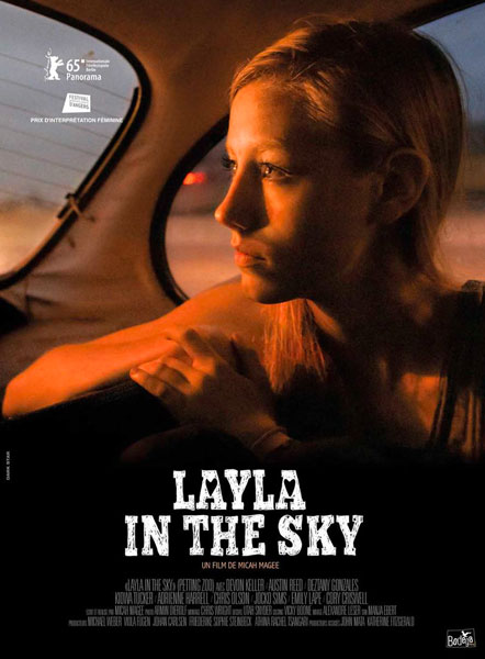 Affiche de Layla in the sky