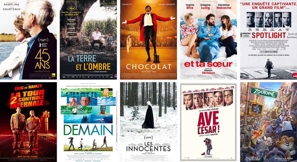 Sortie DVD du mois de juin 2016 - 10 films