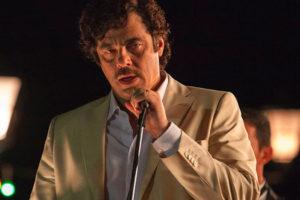 Rencontre avec Benicio del Toro pour Paradise Lost