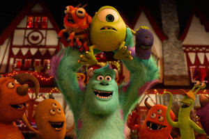 Monstres Academy de Dan Scanlon