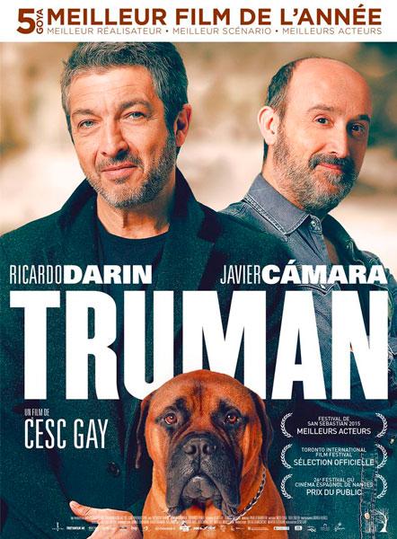 Affiche de Truman de Cesc Gay