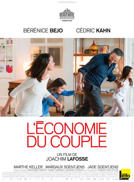 L'économie du couple de Joachim Lafosse, sortie le 10 août 2016