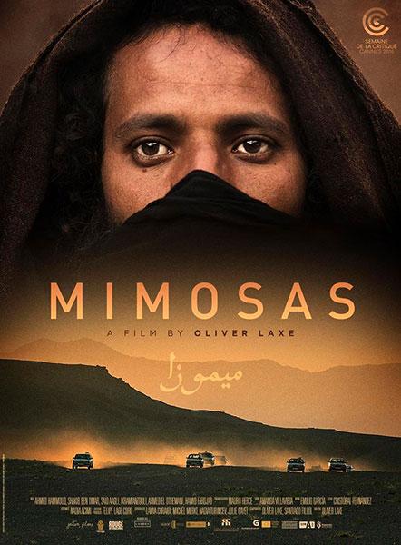 Affiche Mimosas d'Oliver Laxe, sortie le 31 août