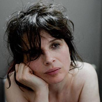 Conversation avec Juliette Binoche, Elles