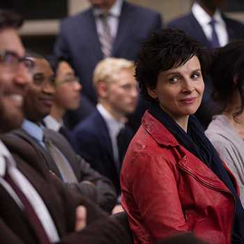 Conversation avec Juliette Binoche, Lessons in Love