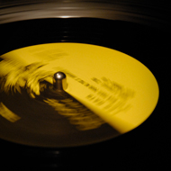 Interview azimutée de jean-Jacques Annaud : vinyl © Annick Holtz