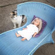 Interviex azimutée avec Camille Chamoux : poupée