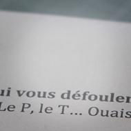 Interview azimutée avec Manu Payet : papier