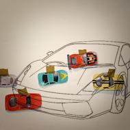Interview minutée de Dany Boon : voiture © Annick Holtz