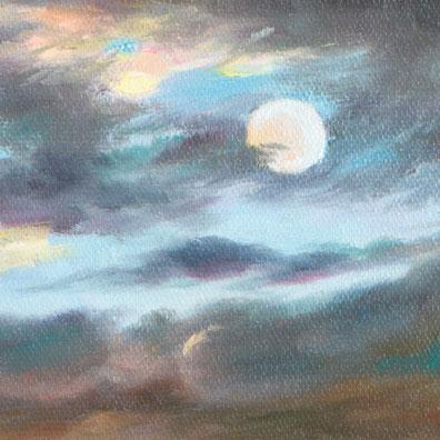 Affiche Rester Vertical d'Alain Guiraudie : le ciel