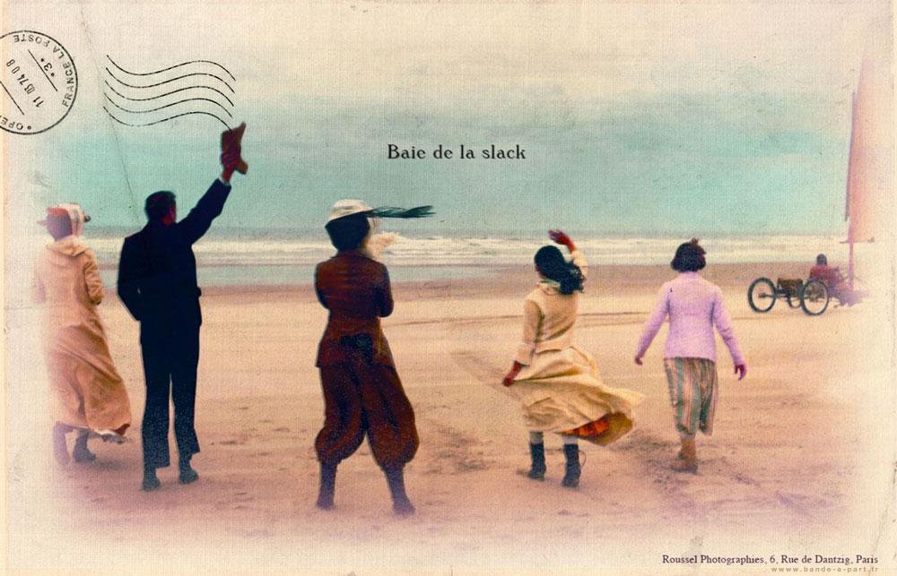 Cartes Postales Cinéphiles - Yannis Naamane & Timothée Lestradet