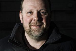 Interview azimutée avec Grégory Gadebois : portrait © Pascal Bastien