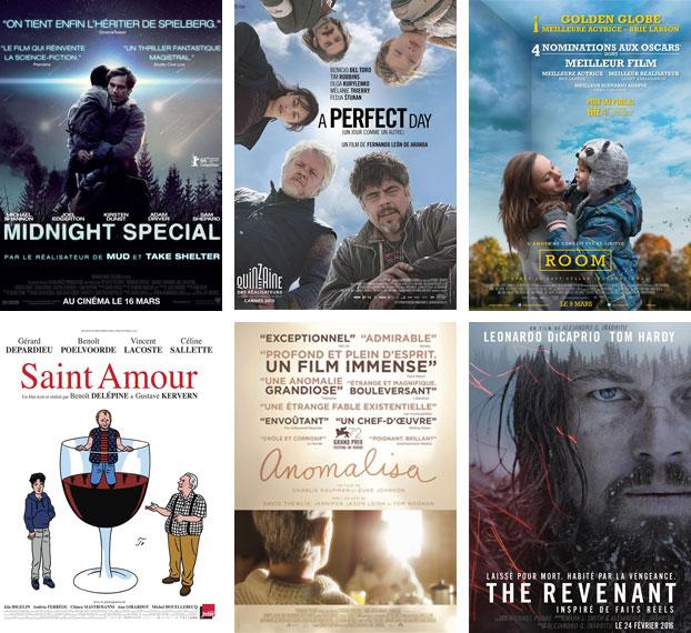Sorties DVD Blu-Ray Juillet 2016 Sélection
