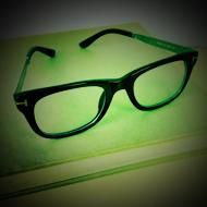 Interview azimutée avec Anne Le Ny : lunettes © Annick Holtz