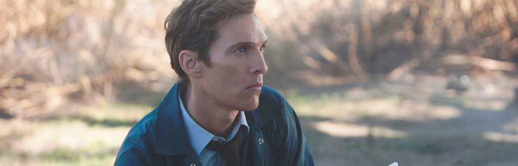 Matthew McConaughey : True Detective 2014