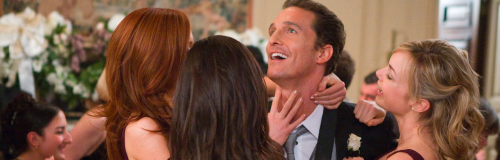 Matthew McConaughey : Hanté par ses ex 2009