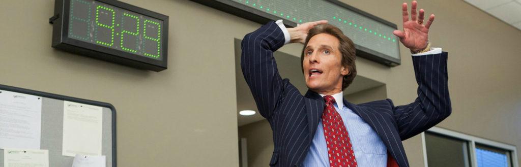 Matthew McConaughey : Le Loup de Wall Street 2013