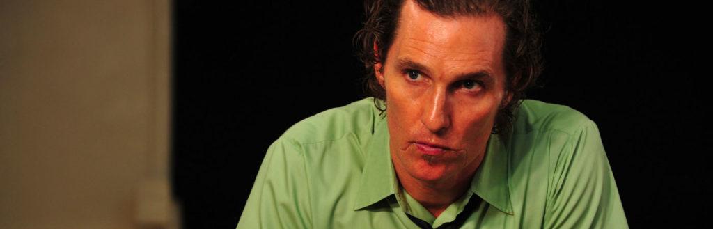 Matthew McConaughey : Paperboy 2012