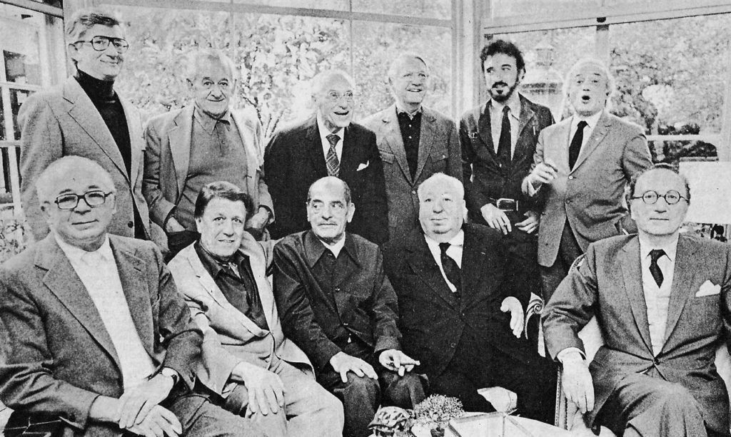 Bunuel Hitch and co