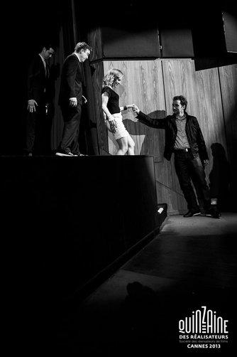 Projection du film Blue Ruin © Quinzaine des Réalisateurs / Delphine Pincet