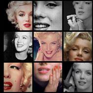 Interview SMS de Lolita Chammah : Marilyn Monroe © Annick Holtz.