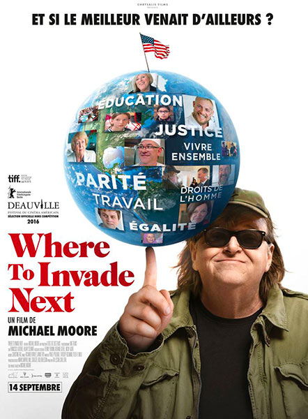 Where to invade next par Michael Moore