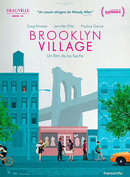 Sortie du 21 septembre : Brooklyn Village de Ira Sachs