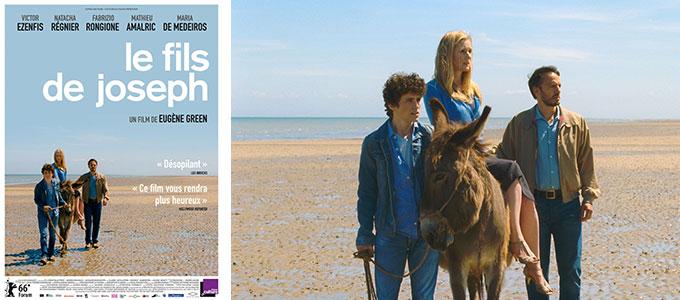Sortie DVD du mois de septembre 2016 : Le Fils de Joseph d'Eugène Green..