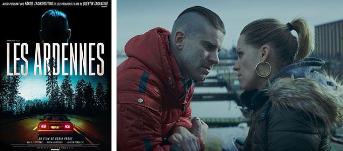 Sortie DVD du mois de septembre 2016 : Les Ardennes de Robin Pront..