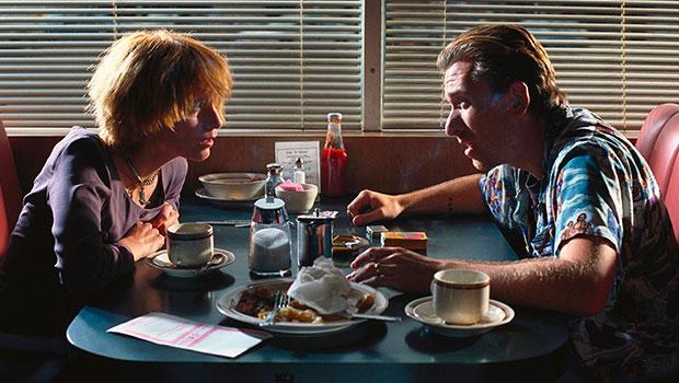 Amanda Plummer et Tim Roth dans Pulp Fiction