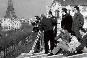 Paris CinéMa Région, un site web pour conserver la mémoire audiovisuelle de paris et de sa région.
