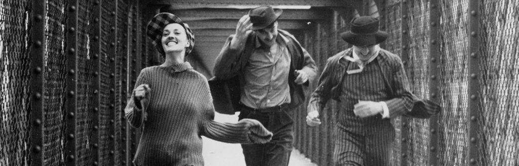 Jules et Jim de François Truffaut (1961)
