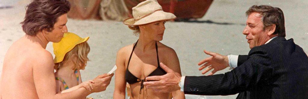 César et Rosalie de Claude Sautet (1972)