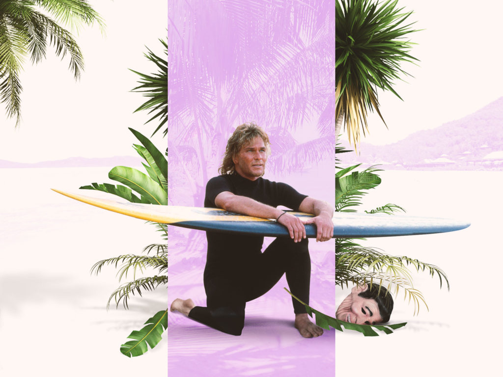 La Brice attitude : Style de Bodhi (Point Break)