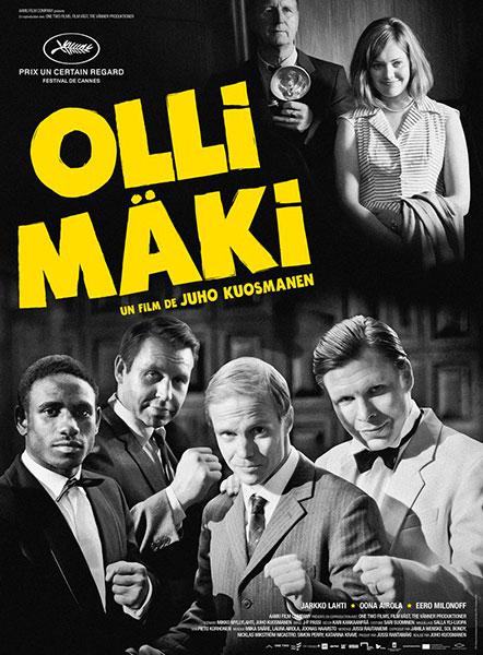 Affiche du film Olli Mäki de Juho Kuosmanen