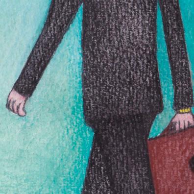 Affiche commentée de Poesia sin fin de Alejandro Jodorowsky : détail sur les couleurs