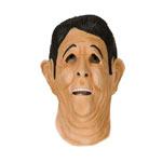 La Brice attitude : Style de Bodhi (Point Break) : masque de Ronald Reagan
