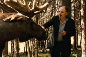 Jean-Pierre Darroussin vu par Anna Novion pour le film Rendez-vous à Kiruna.