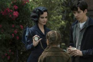Critique : Miss Peregrine et les enfants particuliers de Tim Burton avec Eva Green et Asa Butterfield
