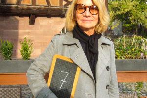 Interview minutée de Nicole Garcia pour le film Mal de PIerres
