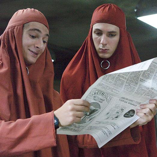 Jacky au royaume des filles réalisé par Riad Sattouf avec Vincent Lacoste