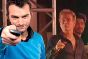 SERIZ - L'Actu séries en mode fun : Les Beaux Malaises : l'interview de Franck Dubosc.
