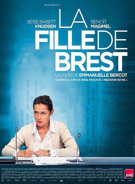 Affiche de La fille de Brest réalisé par Emmanuelle Bercot